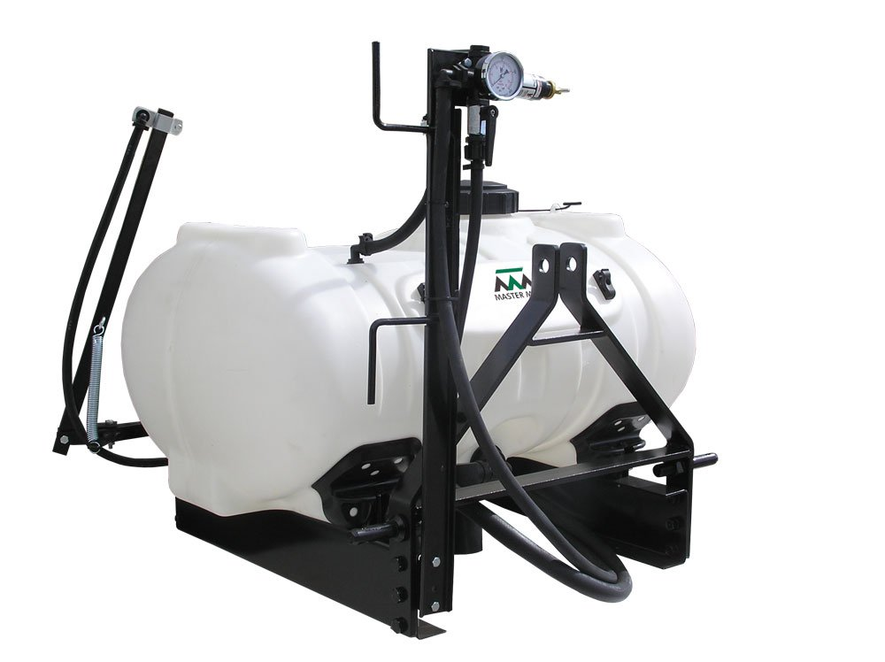 Master Manufacturing 60 Gallon 3-Point Sprayer - No Pump