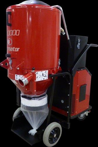 Ermator T10000 3- Phase HEPA Dust Extractor - 480V