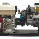 Master Manufacturing 3 Diaphragm Gas Powered Pump Honda GX -P36