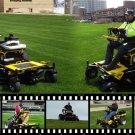 """Cool Machines CM23BR52: 52"""" Zero Turn Riding/Walk Behind Lawn Mower 23 h.p. Briggs & Stratton"""