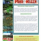 Golf Course Pond Kleen Aquatic Bio-remediation 10X Concentrate