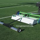 Debris Sweeper Synthetic Turf Surface Sports Fields