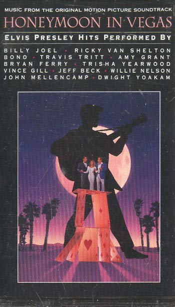 Honeymoon In Vegas Soundtrack Cassette (1992