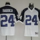 Marion Barber #24 Dallas Cowboy Thanksgiving Jersey