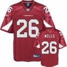 Chris Wells #26 Red Jersey #AZ015