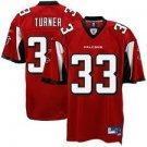 Michael Turner #33 Red Jersey #AF001