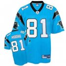Kenneth Moore #81 Blue Jersey #CP017
