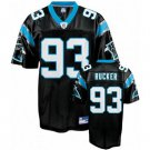 Mike Rucker #93 Black Jersey #CP026