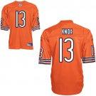 Johnny Knox #13 Orange Jersey #CB008