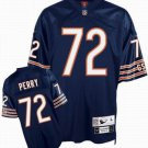 William Perry #72 Blue Jersey #CB028