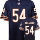 Brian Urlacher #54 Blue Jersey #CB038