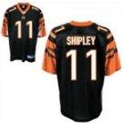 Jordan Shipely #11 Black Jersey #CINC7