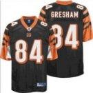 Jermaine Grisham #84 Black Jersey #CINC9