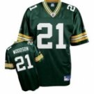 Charles Woodson #21 Green Jersey #GB004