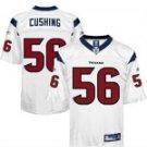 Brian Cushing #56 White Jersey #HT002