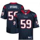 DeMeco Ryans #59 Blue Jersey #HT004