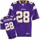 Adrian Peterson #28 Purple Jersey #MV004