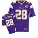 Adrian Peterson #28 Purple Jersey w/50th Patch #MV005