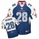 Adrian Peterson #28 Pro Bowl Jersey #MV007