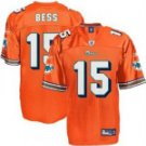 Davone Bess #15 Orange Jersey #MD006