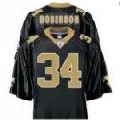 Patrick Robinson #34 Black Jersey #NO016