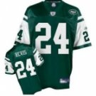 Darrelle Revis #24 Green Jersey #NYJ021