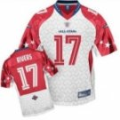 Phillip Rivers 2010 Pro Bowl Jersey #SD012