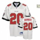 Ronde Barber #20 White Jersey #TB005