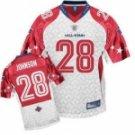 Chris Johnson 2010 Pro Bowl Jersey #TT008