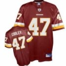 Chris Cooley #47 Red Jersey #WR009