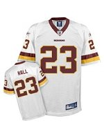 DeAngelo Hall #23 White Jersey #WR012
