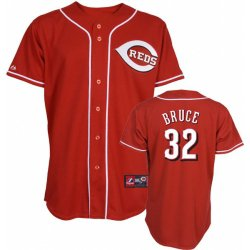 Jay Bruce #32 Red Jersey #CR010