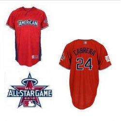 Miguel Cabrera 2010 All-Star Jersey #DT006