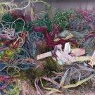 ENGLISH GARDEN Colors, Fibers for Scrapbooking, Ornament-Making