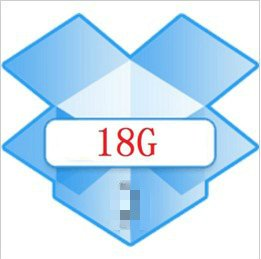 DropBox 18G Storage Backup Cloud Driver- no monthly cost + last forever