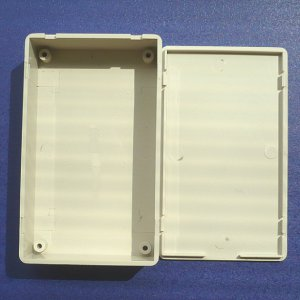 White Electronic Project Box 100 x 60 x 25mm suit Raspberry Pi ABS Multi-Purpose