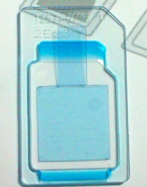 100x Original Sony Micro Sim Card Adapter Convert kit for Sony Xperia iPhone 4S