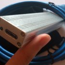 17+7 pins USB3.0 MacBook Air SSD Hard Disk Cartridge Enclosure Drive 2012 Silver