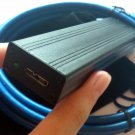 17+7 pins USB3.0 MacBook Air SSD Hard Disk Cartridge Enclosure Drive 2012 BLACK