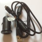 Original Sony Ericsson USB Car Charger AN400 + Charge Date Cable Xperia EC450