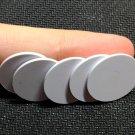 Lot of 100 NFC Tag PVC Waterpoor Label RFID 13.56MHz 1k S50 MF1 IC Smart 18mm NO GLUE
