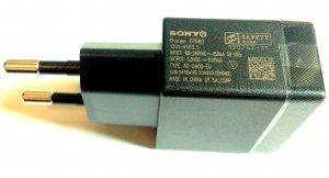 Original Genuine Sony EP880 USB Quick Charger for Sony Xperia T TX EU Plug LT29i