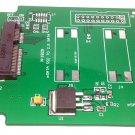 "Card slot 70mm Mini PCI-E mSATA SSD adapter converter convert to 2.5"" 3.5"" SATA"