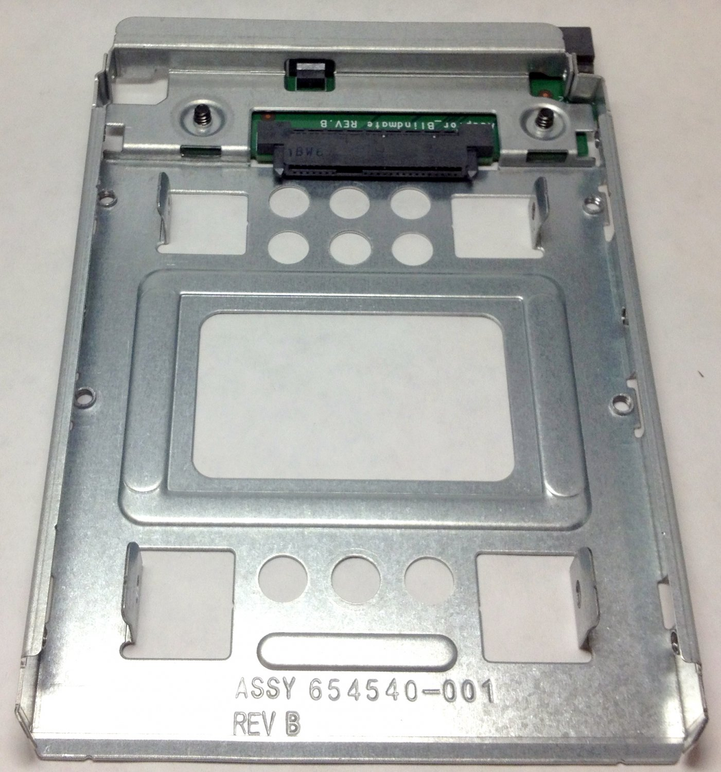 Original HP 2.5'' SSD to 3.5'' SATA adapter converter hard drive bay bracket