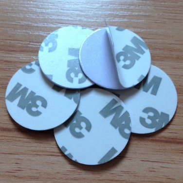 5x NFC Tag PVC Waterpoor 3M Adhesive Label NTAG203 Smart Type 2 Tags Nexus Lumia