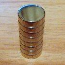 8 pcs N52 cylinder 15x4mm Neodymium Permanent Magnets Craft