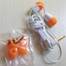 Original Sony Stereo Headset MH755 In-Ear White Handsfree Earphone for BlueTooth