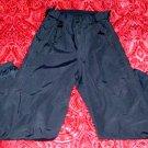Black Ski Snowboard Pants W M White Sierra