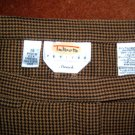 "Talbots Houndstooth Women's Dress Pants 12P 29"" Ins"