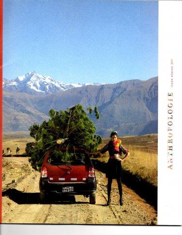 Anthropologie Catalog Issue 11 Eleven 2011